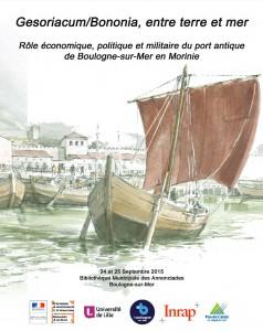 Gesoriacum-Bononia-affiche