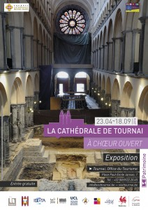 Affiche-cathedrale-Tournai