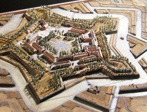 CitadellePlan-relief-de-Lille_artwork_illustration
